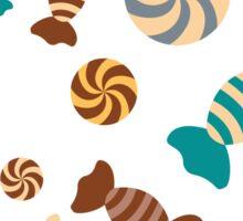 Chocolate Sugar Crush Sticker