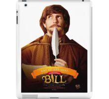Bill - William Shakespeare - Mathew Baynton iPad Case/Skin