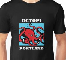 Octopi Portland Unisex T-Shirt