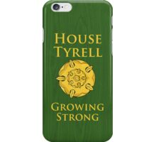 House Tyrell iPhone Case iPhone Case/Skin