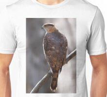 Cooper's Hawk profile Unisex T-Shirt