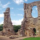 Sherborne Old Castle (3) by kalaryder