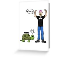 The Creatures - Novapolitan and T-Tog Greeting Card