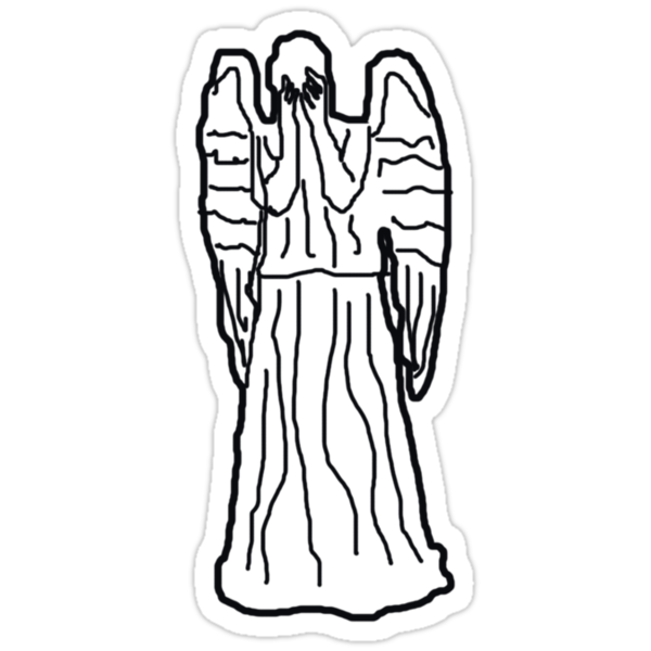 weeping angel  by itsaposingthing