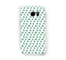 Really Really Small Weed Leafs Samsung Galaxy Case/Skin