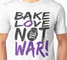 """BAKE LOVE"" Unisex T-Shirt"