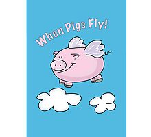 When Pigs Fly by Steve1988