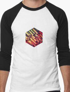wype dwwn thys Men's Baseball ¾ T-Shirt