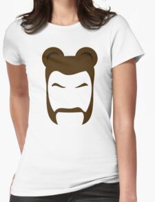 BEARMAN 2 Womens Fitted T-Shirt