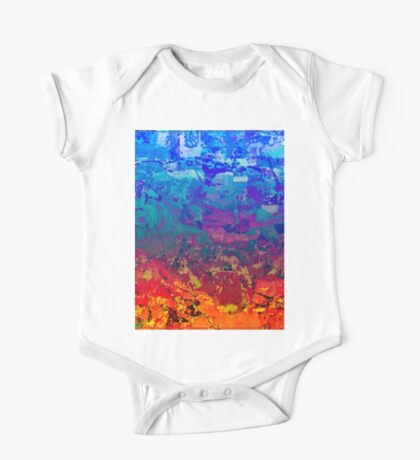 1112 Abstract Thought One Piece - Short Sleeve