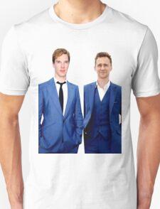 Benedict Cumberbatch and Tom Hiddelston T-Shirt