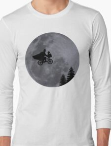 Escaping to the Dark Side Long Sleeve T-Shirt