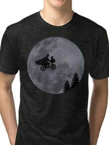 Escaping to the Dark Side Tri-blend T-Shirt