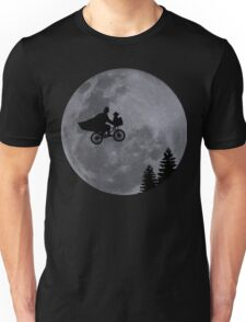 Escaping to the Dark Side Unisex T-Shirt