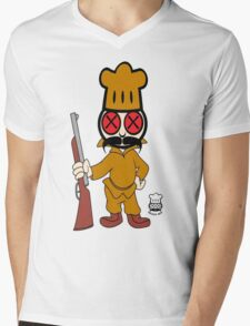 """BB-FUD"" Mens V-Neck T-Shirt"