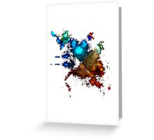 Abstract_040612 Greeting Card