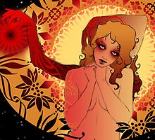 Cosmic Goddess by Brittality