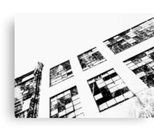 ..: boxed :.. Canvas Print