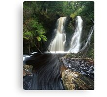 """Hogarth Falls"" ∞ Strahan, Tasmania - Australia Canvas Print"
