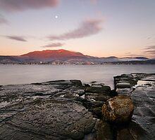 Classic Hobart sunrise by NickMonk
