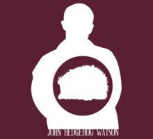 John Hedgehog Watson by KitsuneDesigns