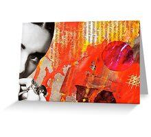 Elemental Dreaming Landscape Greeting Card