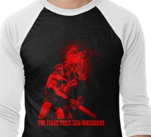 TEXAS CHAINSAW MASSACRE Men's Baseball ¾ T-Shirt