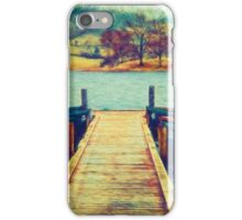 On the Jetty iPhone Case/Skin