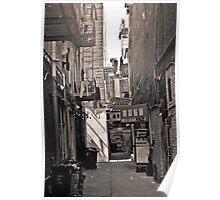China Town - San Francisco Poster