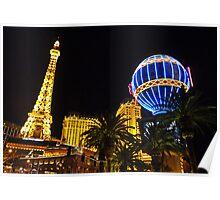 Paris Casino Poster