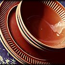 Thrifted Crockery by randomness