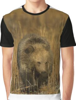 Grizzly Cub-Signed-#5126 Graphic T-Shirt