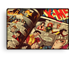 X-MEN Canvas Print