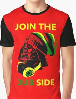 Dub Vader (green-yellow) Graphic T-Shirt