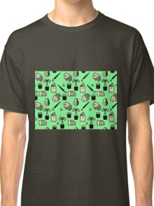 Pattern - Usuals Objects Classic T-Shirt