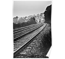 On the Right Track Poster
