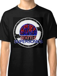 SONICS BLACK Classic T-Shirt