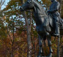 Gettysburg National Park - John Sedgwick Memorial Sticker