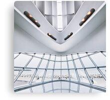Milwaukee Calatrava Canvas Print