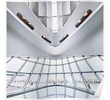 Milwaukee Calatrava Poster
