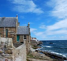 Coastline at Anstruther by ©The Creative  Minds