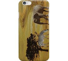 Abstract Africa iPhone Case/Skin