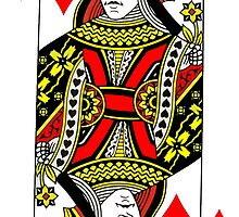 Queen of Hearts by Jason Scott