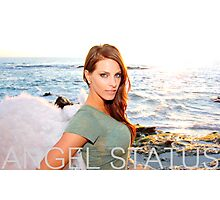 Angel Status® Angel Vanessa Art Collection. (Limited Edition) Photographic Print