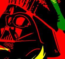 Dub Vader (green-yellow) Sticker