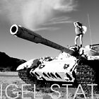 Angel Status® Project Soldier Art Collection. (Limited Edition) by AngelStatus