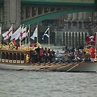 Gloriana Diamond Jubilee Pageant 2012 by mike  jordan.