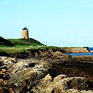 Windmill at St. Monans, Fife by ©The Creative  Minds