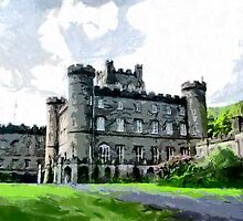 Taymouth Castle, Kenmore, Scotland by Dennis Melling