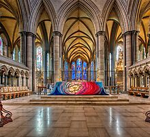 Salisbury Cathedral by hebrideslight